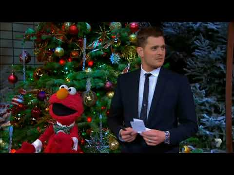 Michael Bublé | All I Want For For Christmas Is My Two Front Teeth (with Elmo)