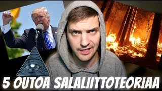 USASSA KESKITYSLEIREJÄ? 5 OUTOA SALALIITTOTEORIAA #4