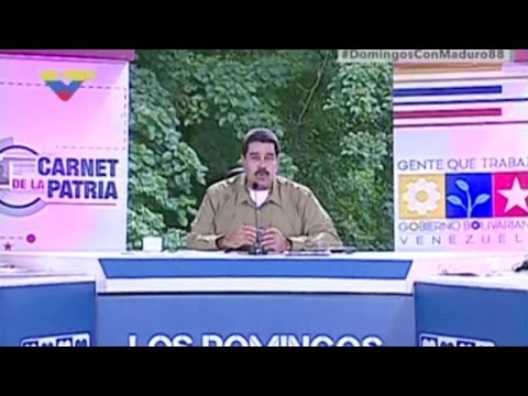 Maduro: Constituinte venezuelana terá 'poder supremo'