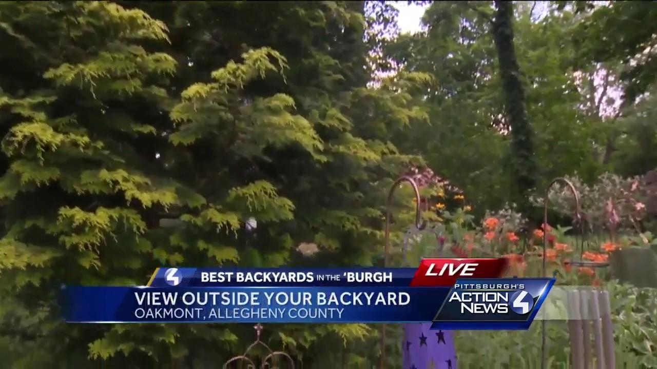 Best Backyards In The U0027Burgh: Homeowner Interview