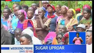 Western Kenya leaders are calling for action against people behind ...