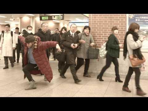Z Butoh Yokohama Station: Daily Dance 3 of 365