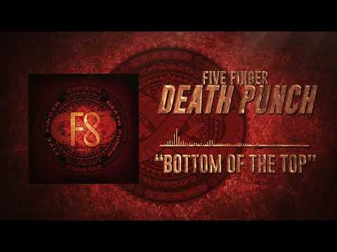 Five Finger Death Punch - Bottom Of The Top (Official Audio)