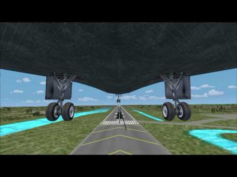space shuttle landing simulator - photo #26