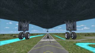 Flight Simulator 2014 - Space Shuttle Landing 2014 - Free FSX Addon!