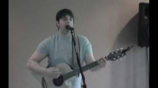 got you where I want you Flys cover Dave (Acoustic)