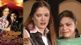 Fuego en la sangre - Capítulo 144 | ¿Sofía descubrirá que Gabriela no es su madre? | Tlnovelas