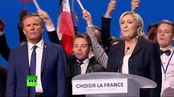 Meeting de Marine Le Pen à Villepinte (Direct du 1.05)
