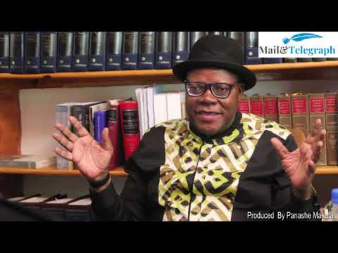 Tendai Biti Exclusive Interview on the Headlines
