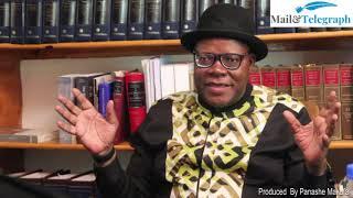 Tendai Biti Exclusive Interview on the Headlines