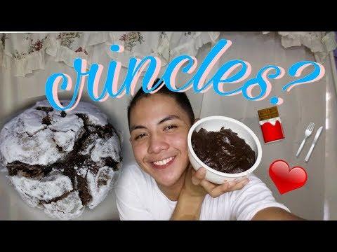 how to make crinkles? | vlog #9 | JADERICK LUYA