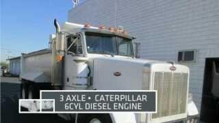 Ken Porter Auctions - 1993 Peterbilt 357 Dump Truck