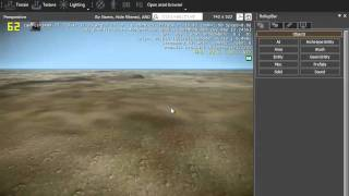 CryENGINE 3 (Sandbox3) Урок №1(, 2011-10-03T08:33:14.000Z)