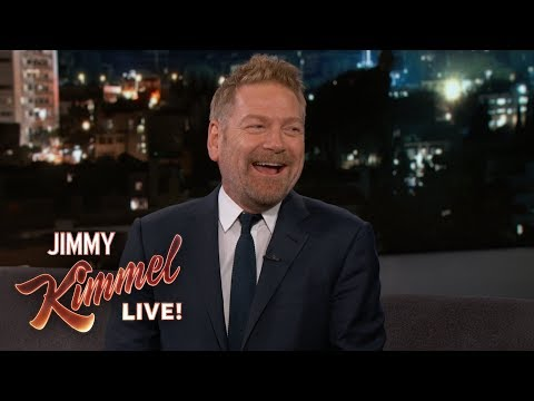 Kenneth Branagh on Working in Australia