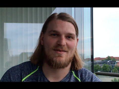 Interview: Andreas Knappe, den næste dansker i NFL!