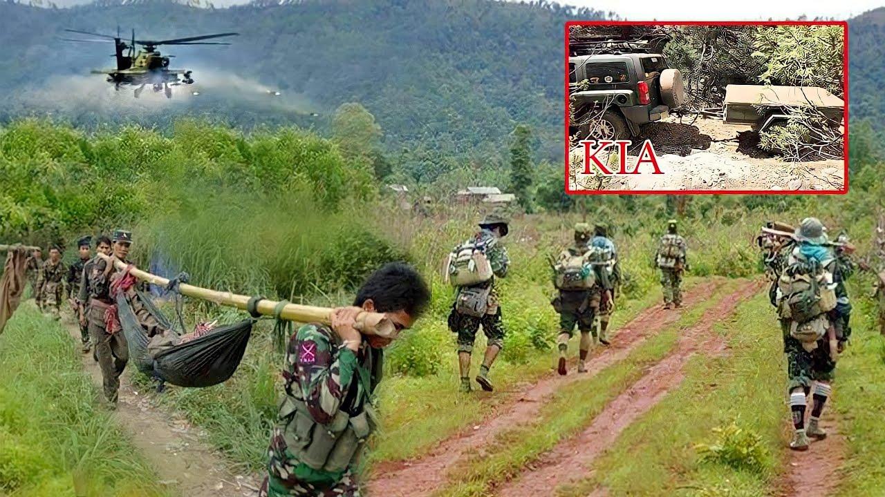 ทหารคะฉิ่นKIAได้อาวุธใหม่มาเเล้ว/ทหารพม่าถอยทัพออกจากรัฐฉานเหนือ