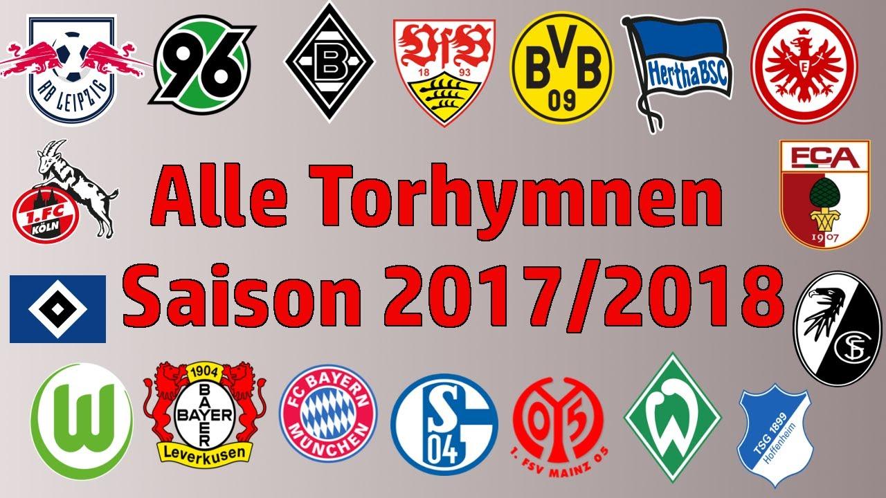 Alle bundesliga torhymnen 2017 2018 youtube for Bundesliga videos
