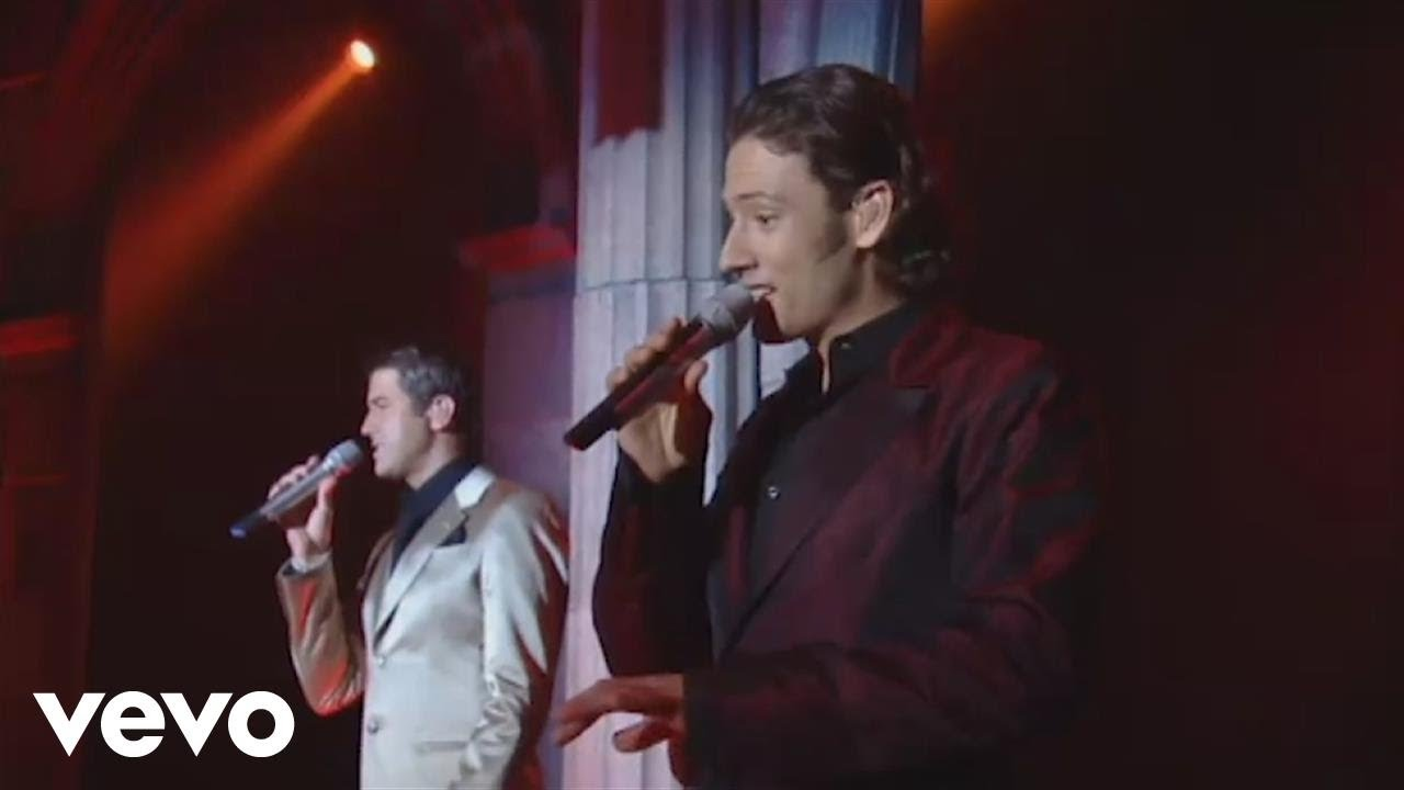 Il divo i believe in you je crois en toi live at the greek theatre youtube - Il divo i believe in you ...