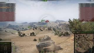 Т71 интересный бой
