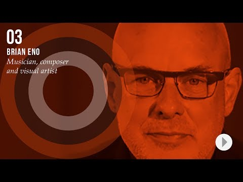 Andrew Carnegie Lecture Series – Brian Eno