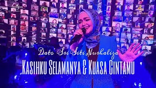 Dato' Sri Siti Nurhaliza - Kasihku Selamanya & Kuasa Cintamu | Medley (LIVE)