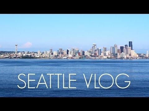 Seattle Vlog: Everything Else + Elvis
