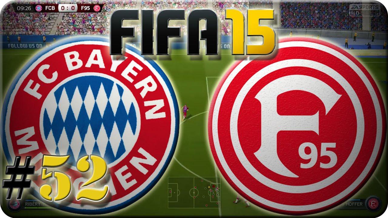 Düsseldorf – Bayern