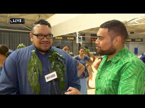 John Pulu live from Wellington with special Tokelauean guests