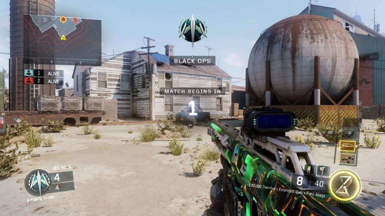 how to hit a trickshot bo3