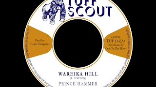 Prince Hammer - Wareika Hill - Tuff Scout 134