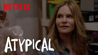 Atypical | Clip: Sam's Going to Start Dating | Netflix