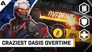 Craziest Oasis Overtime - Pro Overwatch Analysis