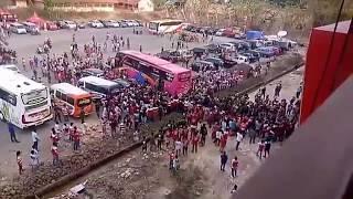 Download Video K-conk mania sambut arema dengan rasis || jelang laga madura united vs arema MP3 3GP MP4