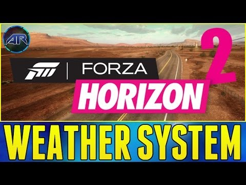 forza horizon 2 release date weather system leaked. Black Bedroom Furniture Sets. Home Design Ideas
