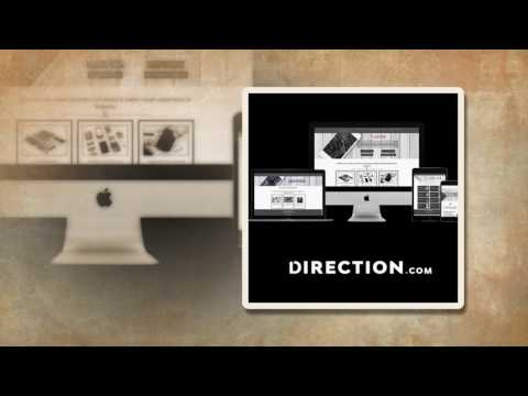 Fort Lauderdale Web Design - Direction Inc.
