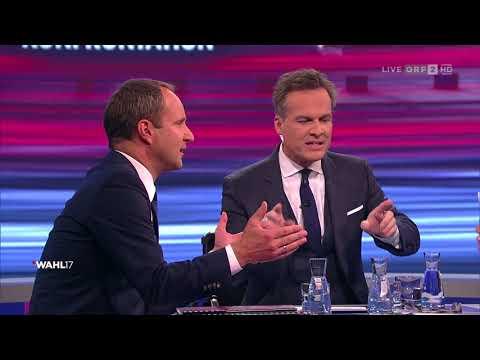 Konfrontation ÖVP - NEOS | Wahl 17