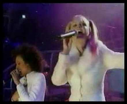Spice Girls live in Wembley - Viva Forever