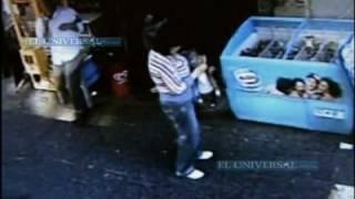 Repeat youtube video Muestran video de asesinato mafioso
