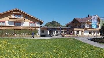 Pfronten: Falkenstein Castle in the Alps