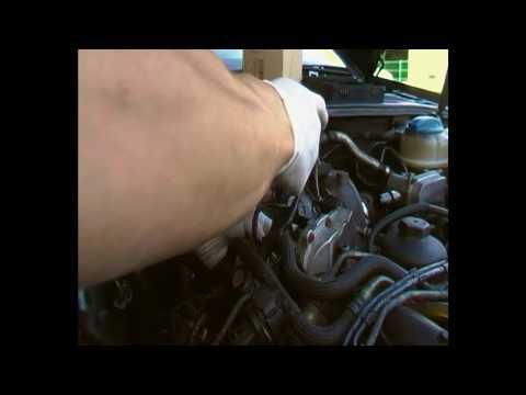 Audi A6 4F 3 0 TDI Turbolader Ausbau Doctormotor