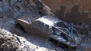 RC ADVENTURES - Creamy Mud Recoveries - Beast 4x4 & HD OverKill_ the JUGGERNAUT 6x6