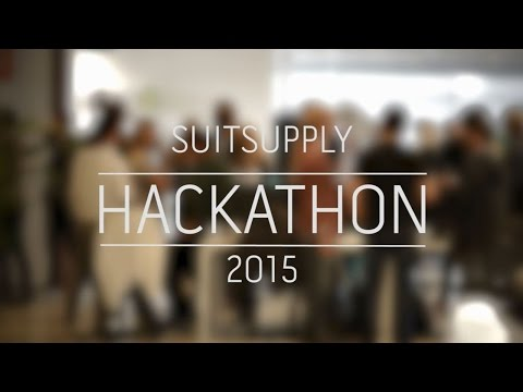 Suitsupply Hackathon: instore digital screens