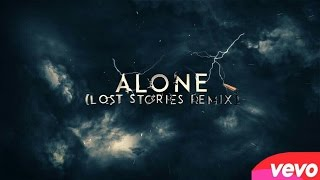 Скачать Alan Walker Alone Lost Stories Remix Official Music Video