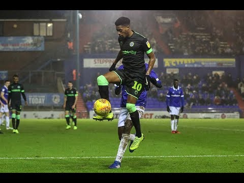 HIGHLIGHTS | Oldham Athletic 0 Forest Green Rovers 0