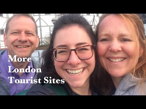 More London Tourist Sites