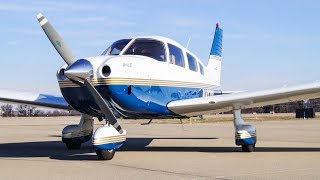 X Plane 11   JustFlight Archer III   F70 - L35 in Southern California