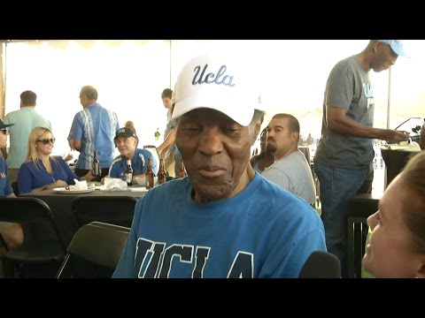 Rafer Johnson on his Experiences as a UCLA Bruin