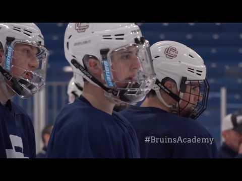 Central Catholic Boys Ice Hockey Featured on #BruinsAcademy