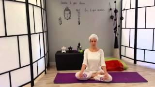 Kundalini Yoga Postura Básica para realizar correctamente las Meditaciones