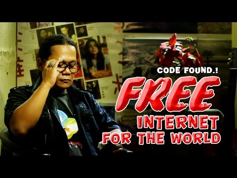 CODE FOUND.! Free Internet For The World from Mr Sakses